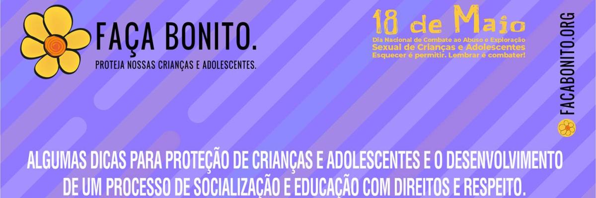 Imagem destaque notícia TIPOS DE VIOLÊNCIA SEXUAL CONTRA CRIANÇAS E ADOLESCENTES