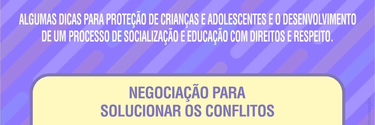 Imagem destaque notícia O DIÁLOGO É FUNDAMENTAL PARA A RESOLUÇÃO DE CONFLITOS