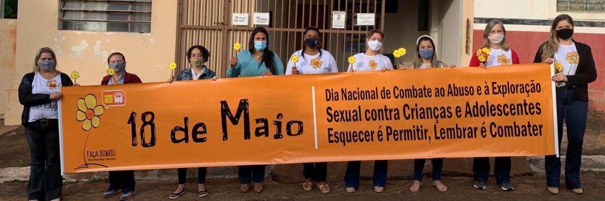 Imagem destaque notícia ARAPORÃ REALIZA AÇÕES DE CONSCIENTIZAÇÃO E PREVENÇÃO NO MAIO LARANJA