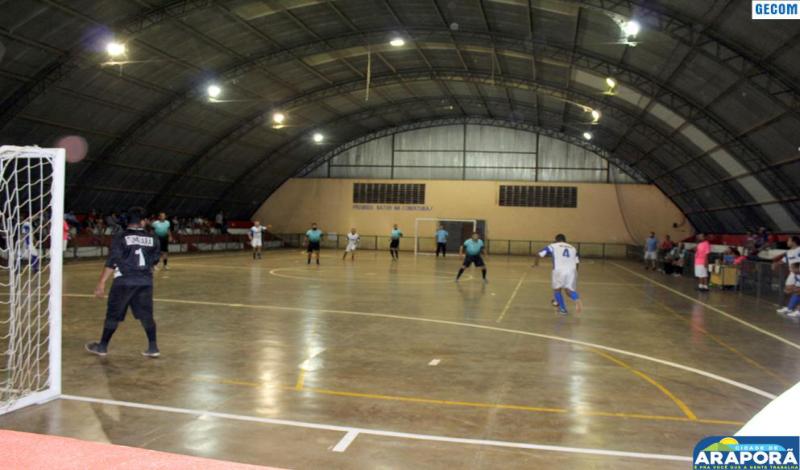 Imagem destaque notícia Segunda rodada do Campeonato Master de Futsal