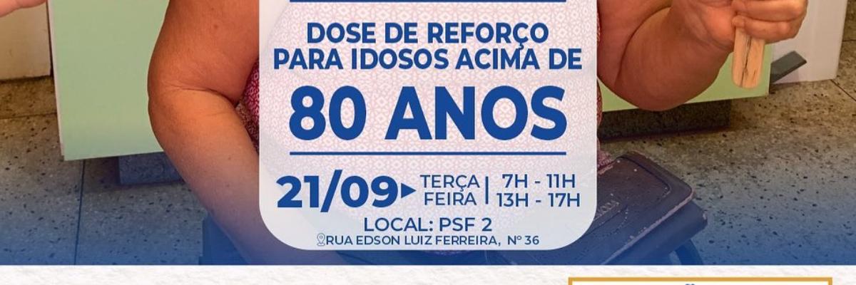 Imagem destaque notícia O DIA DE AMANHÃ PROMETE MUITO TRABALHO NA VACINAÇÃO CONTRA A COVID-19