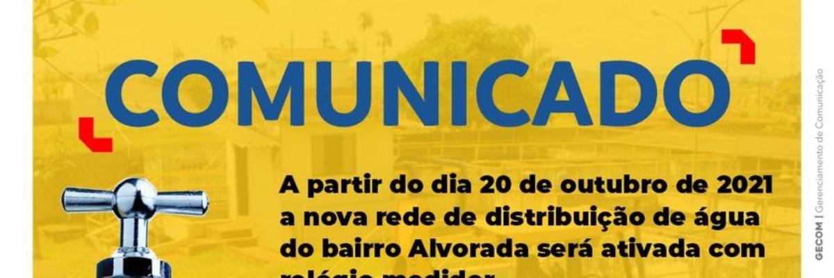 Imagem destaque notícia ATENÇÃO MORADORES DO BAIRRO ALVORADA