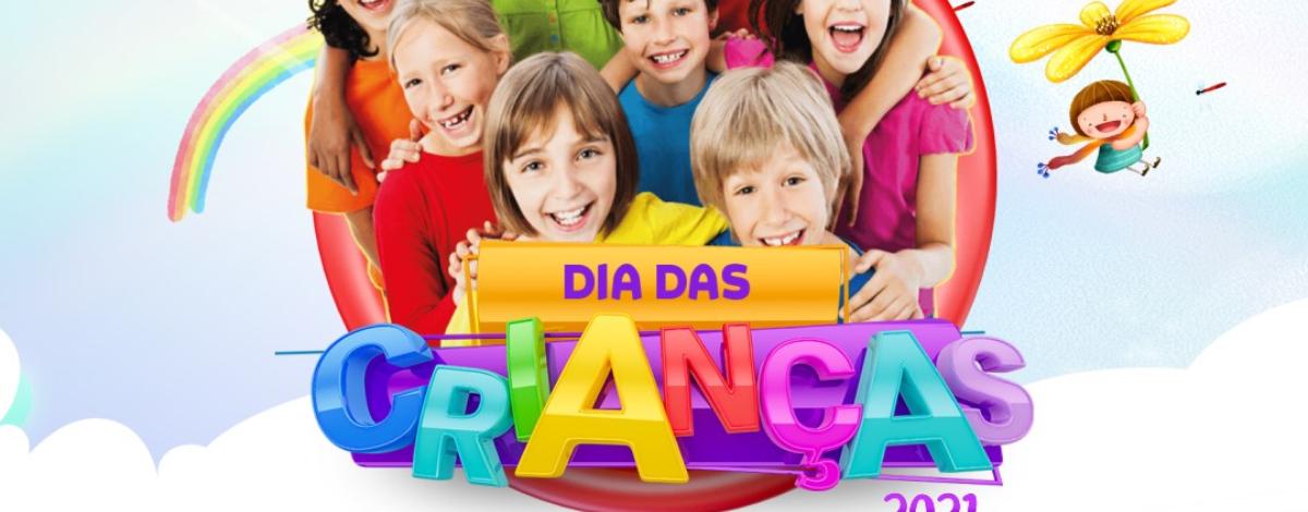 Imagem destaque notícia DIA DAS CRIANÇAS: DIVERSÃO, ALEGRIA E RETOMADA DAS BRINCADEIRAS