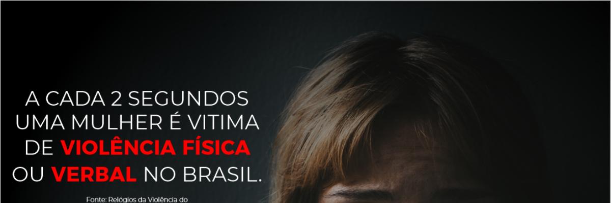 Imagem destaque notícia 10 DE OUTUBRO – DIA NACIONAL DE LUTA CONTRA A VIOLÊNCIA À MULHER
