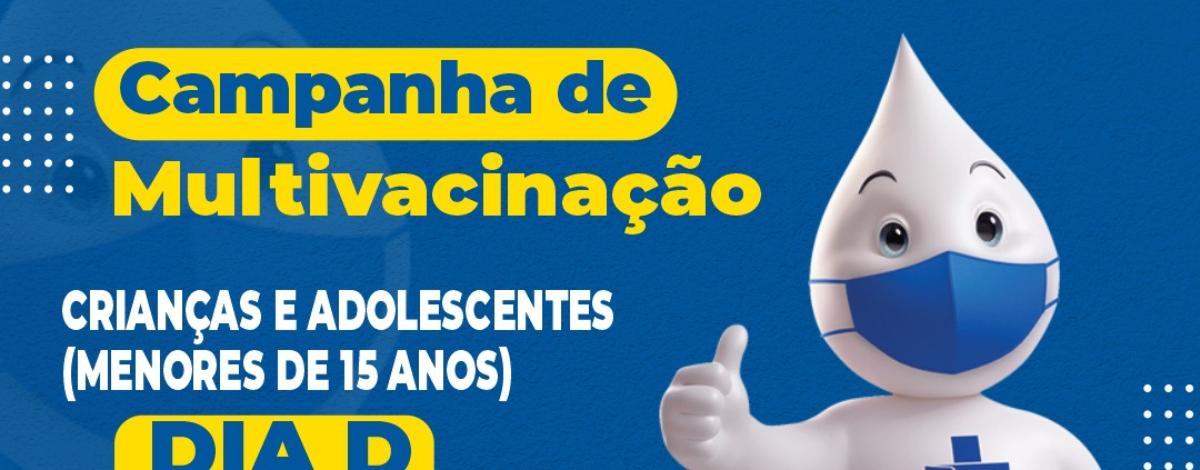 Imagem destaque notícia SÁBADO É DIA DE VACINAÇÃO