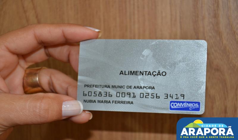 Imagem destaque notícia PMA aplica quase R$ 200 mil para pagar o Cartão Alimentação