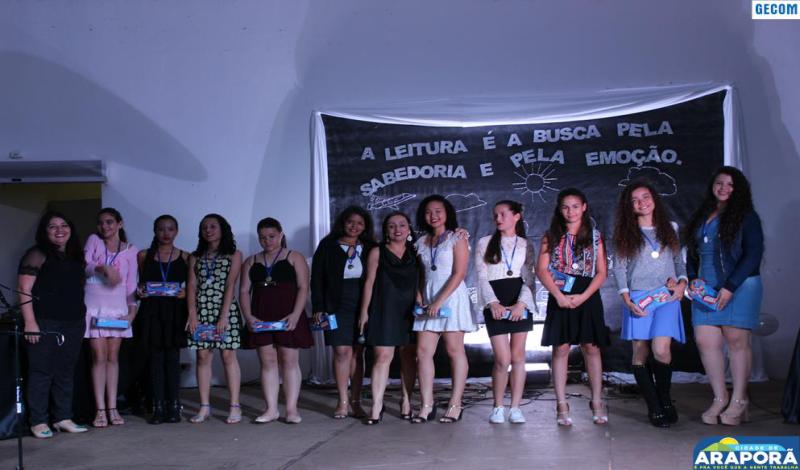 Imagem destaque notícia Escola Olintha de Oliveira Vale resgata Projeto Oratória