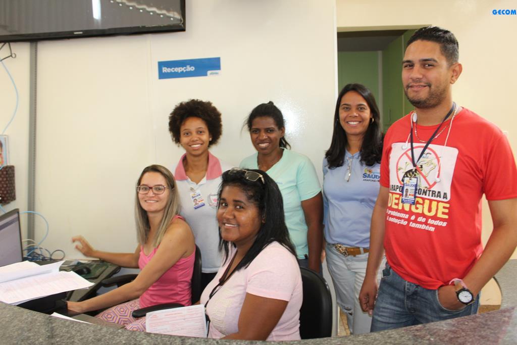 Imagem destaque notícia Prefeitura de Araporã está concluindo a implantação do Prontuário Eletrônico na saúde