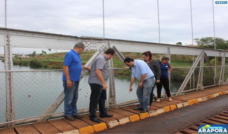 Imagem destaque notícia Ponte Afonso Pena: visita de representante do Iphan promete novos desdobramentos