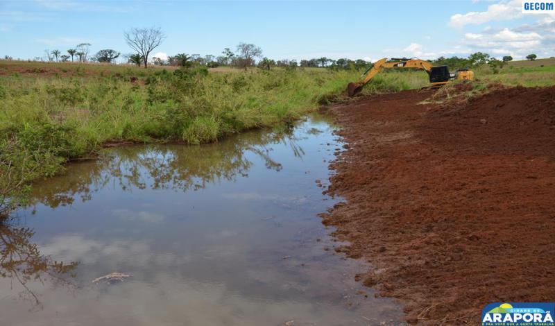 Imagem destaque notícia PMA dá início à construção do Lago do Bem Viver