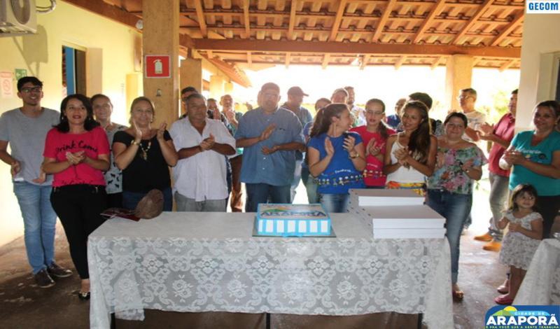 Imagem destaque notícia Prefeitura de Araporã parabenizar aniversariante de novembro