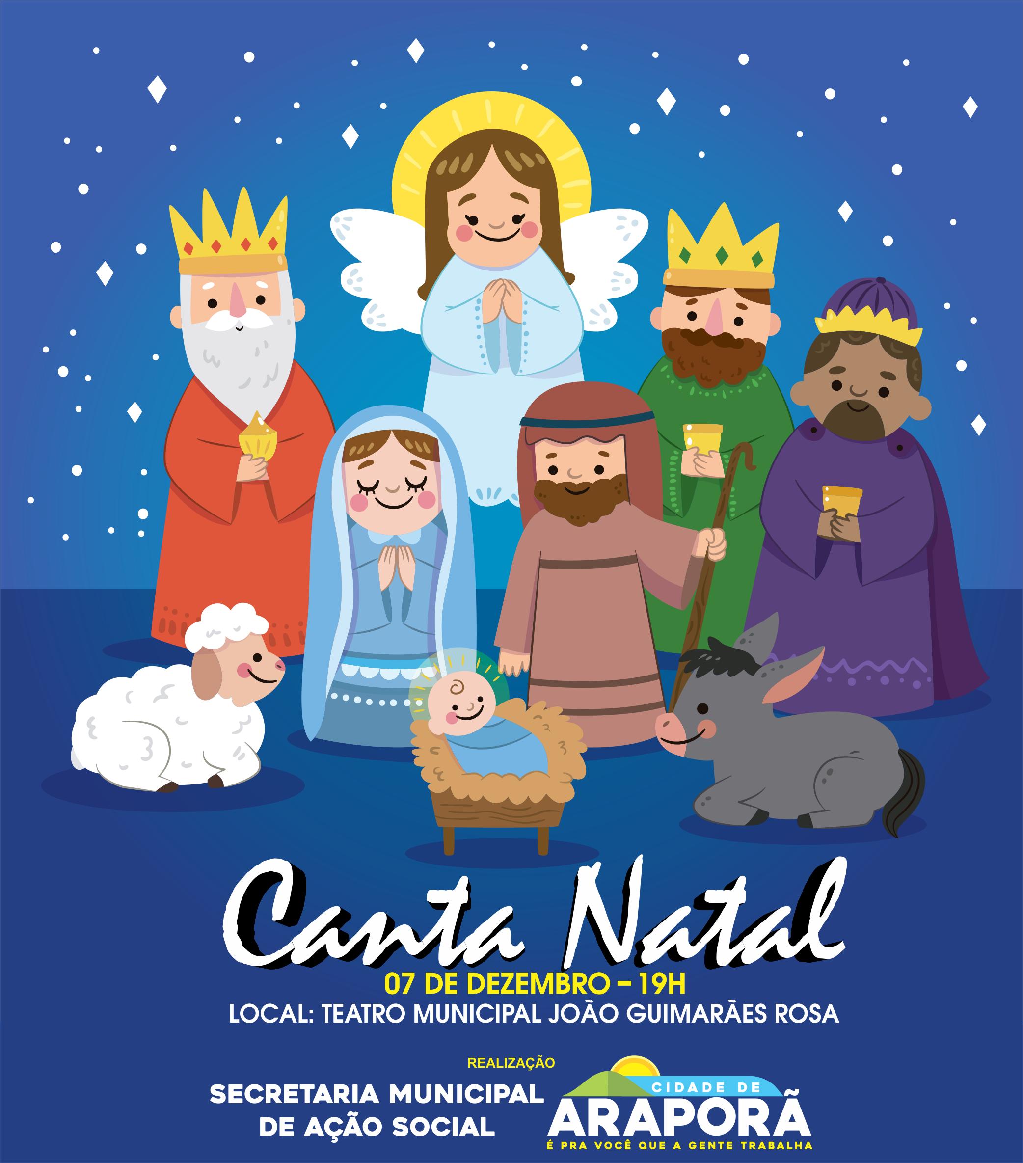 Imagem destaque notícia Canta Natal resume trabalho do Espaço de Música e presenteia comunidade com grande show