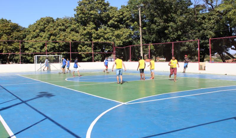Imagem destaque notícia Ministério do Esporte valida credenciamento de Araporã para programas esportivos