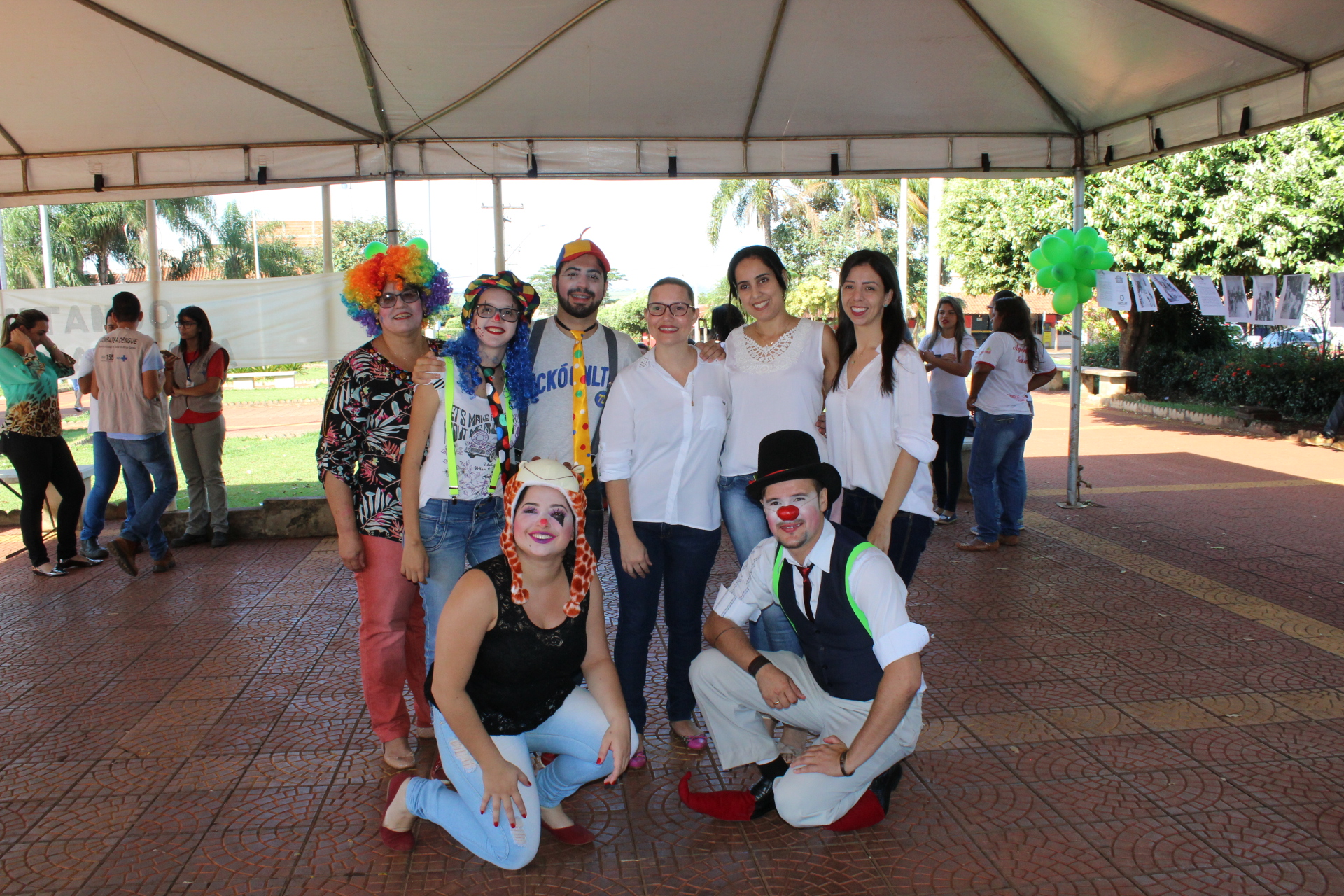 Imagem destaque notícia NASF Araporã realiza ação em favor da Luta Antimanicomial