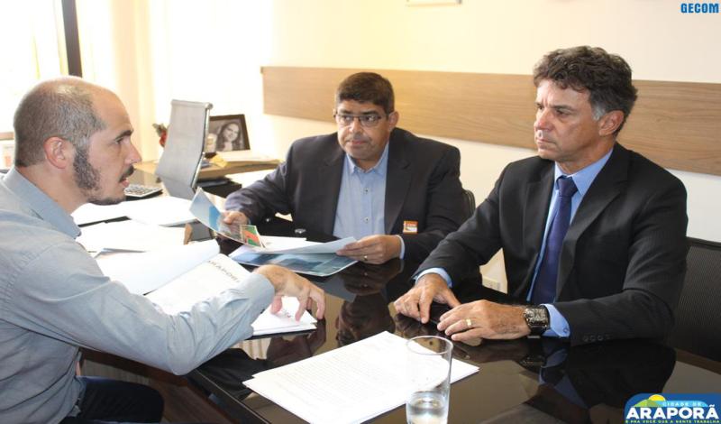 Imagem destaque notícia Saúde de Araporã vai receber r$ 340 mil de emenda parlamentar