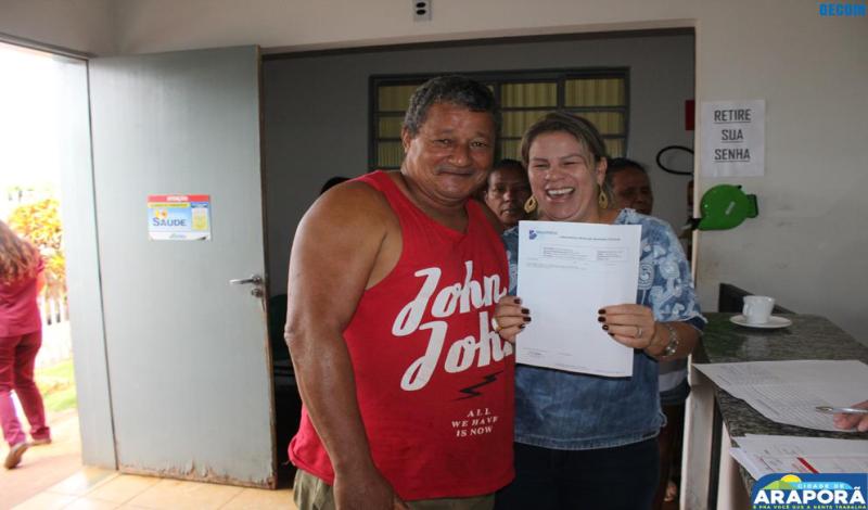 Imagem destaque notícia Prefeitura de Araporã autoriza cirurgias de catarata