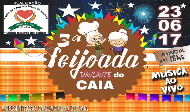 Imagem destaque notícia CAIA realiza Feijoada Dançante