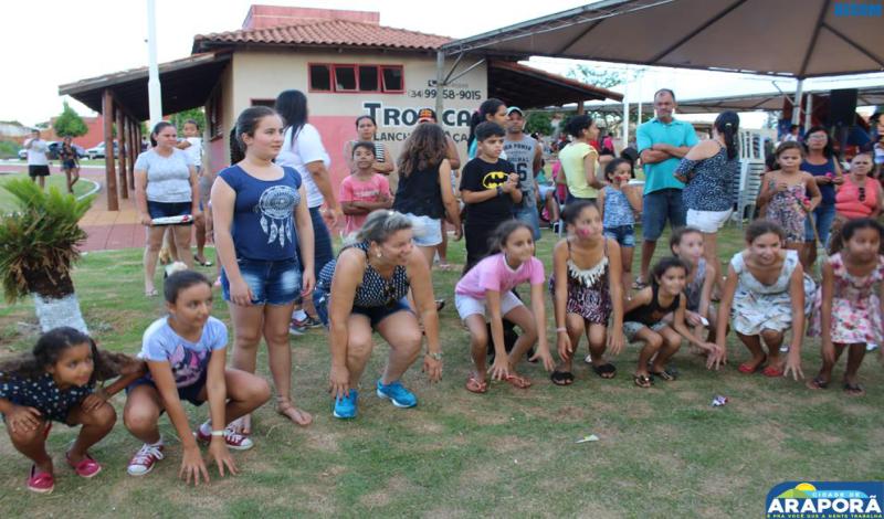 Imagem destaque notícia Rua de Lazer oferece à comunidade diversão gratuita