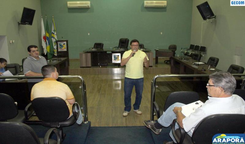 Imagem destaque notícia Prefeitura levanta propostas para formatar o projeto da LDO