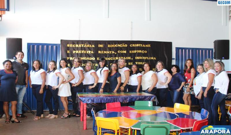 Imagem destaque notícia Prefeitura e SEMEC entregam Escola Lápis de Cor