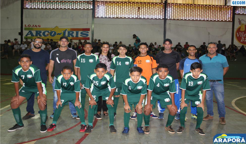 Imagem destaque notícia Escolas de Araporã passam para a semifinal do JEMG