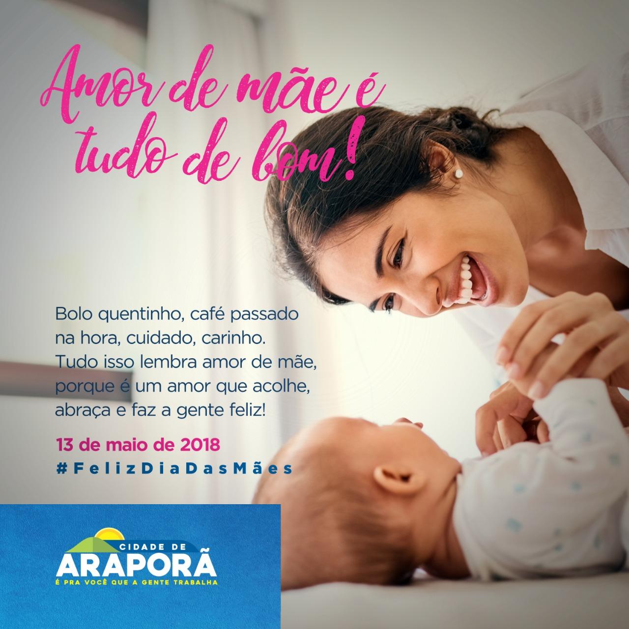Imagem destaque notícia Dia das Mães