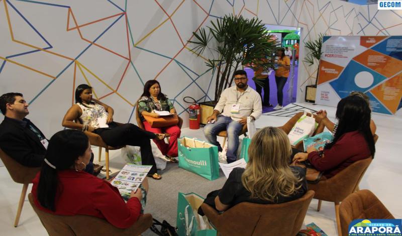 Imagem destaque notícia Araporã participa de Congresso Bett Educar