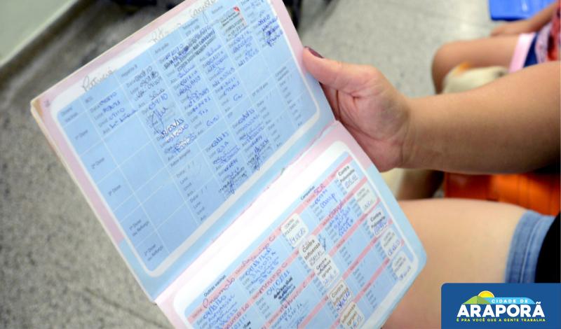 Imagem destaque notícia Cartão de vacinas será obrigatório em consultas