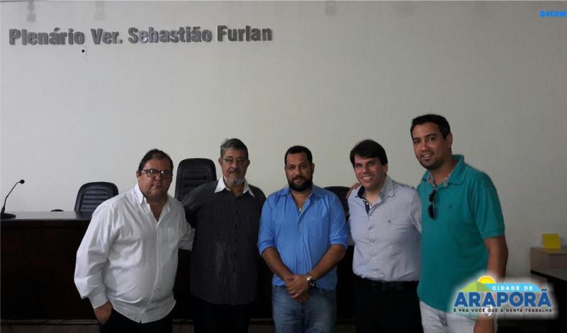 Imagem destaque notícia Araporã defende junto ao Circuito Alta Mogiana apoio ao empresário do turismo