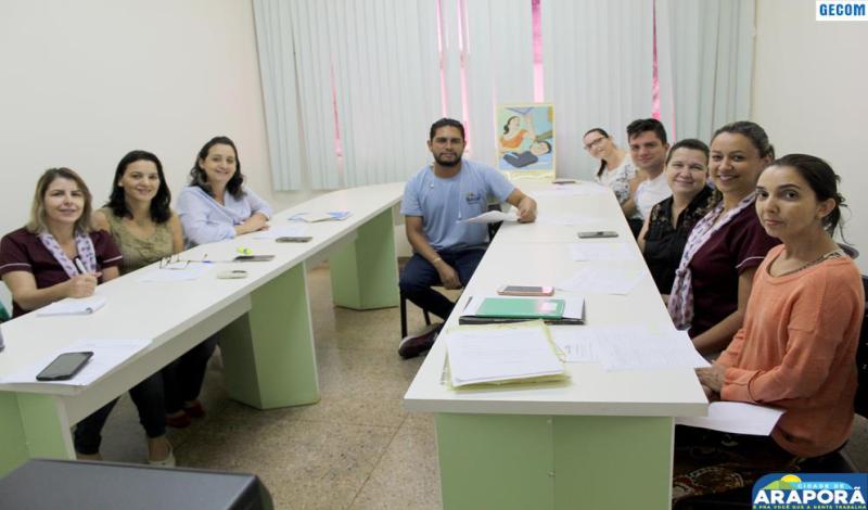 Imagem destaque notícia CONSELHO MUNICIPAL DE SAÚDE APROVA METAS PARA O EXERCÍCIO 2018/2021