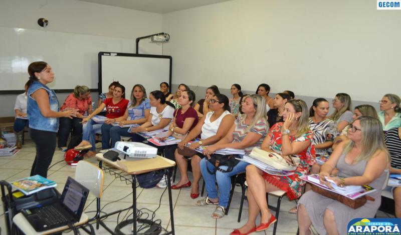 Imagem destaque notícia Prefeitura de Araporã e SEMEC encerram nessa semana primeiro semestre letivo