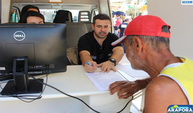 Imagem destaque notícia ARAPORÃ RECEBE O PROJETO MINISTÉRIO PÚBLICO ITINERANTE