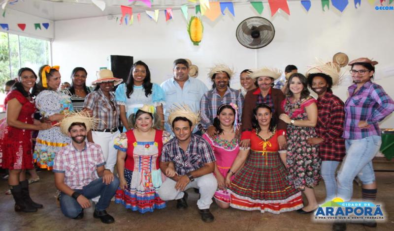 Imagem destaque notícia PSF 2 realiza festa junina e população aprova iniciativa