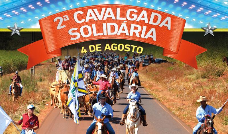 Imagem destaque notícia 17ª FESTA DO PEÃO DE BOIADEIRO DE ARAPORÃ : 2ª CAVALGADA SOLIDÁRIA