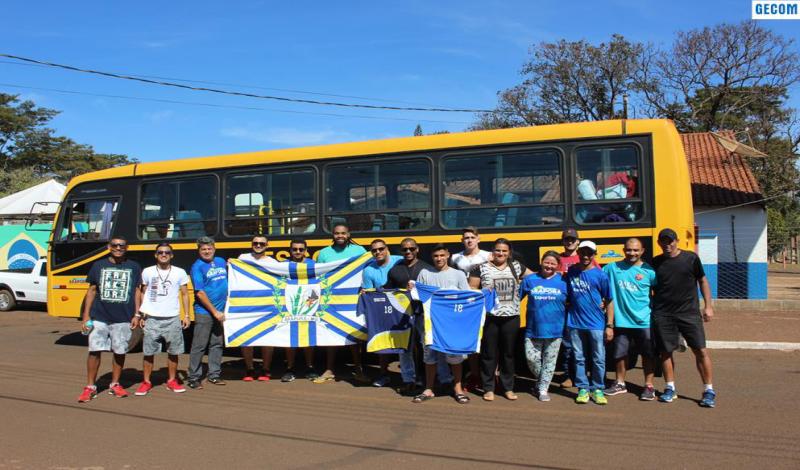 Imagem destaque notícia Equipes de Araporã participam do JIMI
