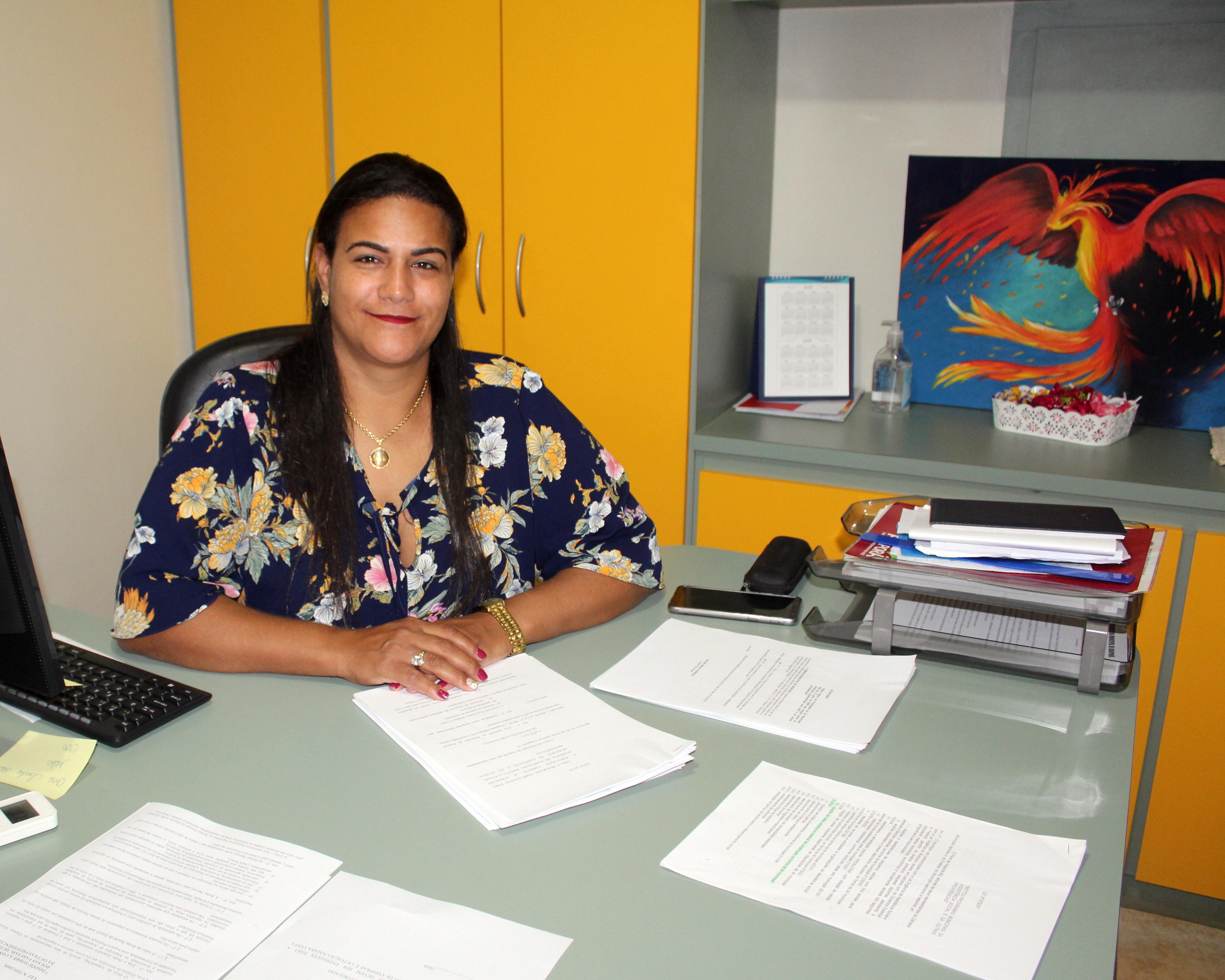 Foto secretária(o) AÇÃO SOCIAL, HABITAÇÃO E DEFESA CIVIL