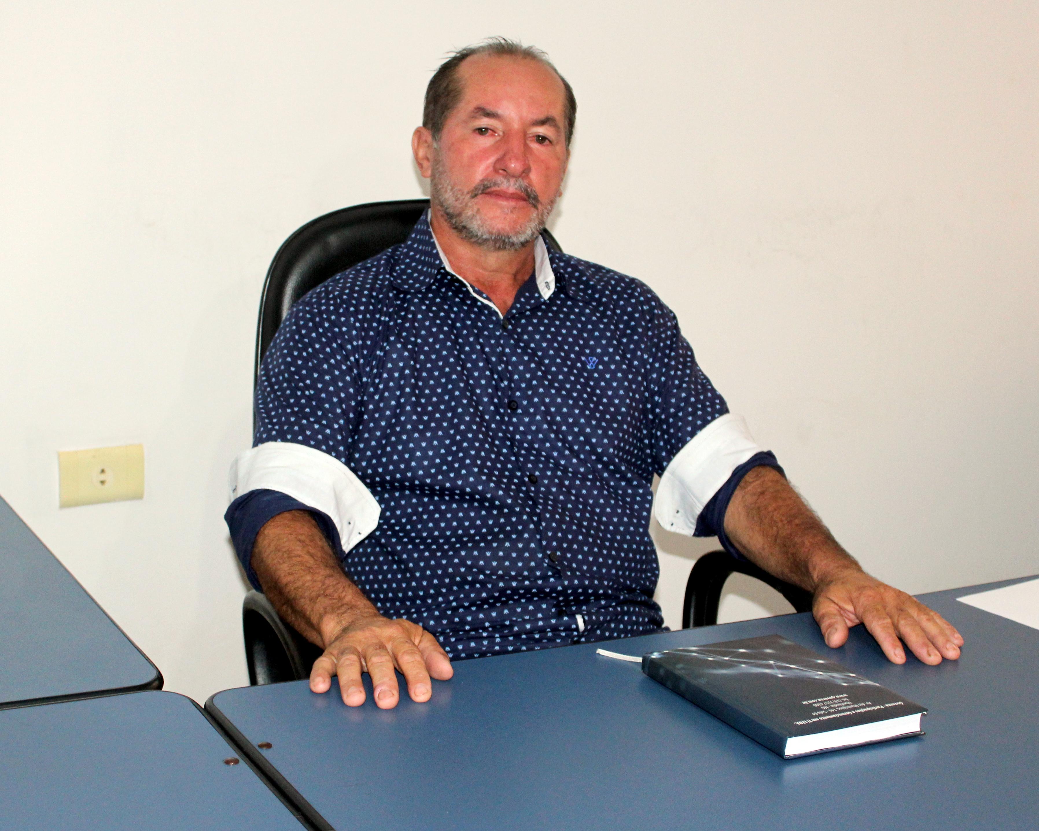 Foto secretária(o) OBRAS, INFRAESTRUTURA E SERVIÇOS URBANOS