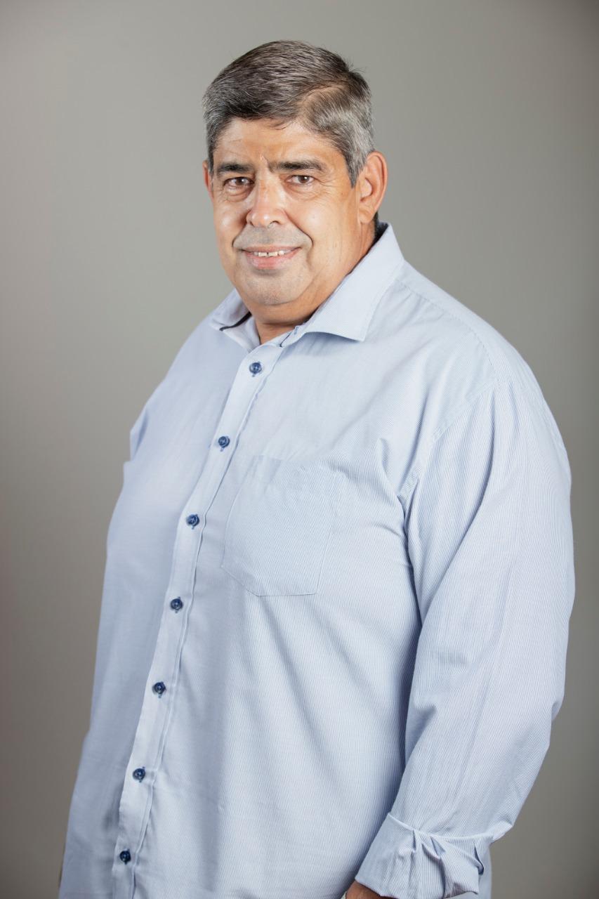 Foto vice-prefeito Roberto